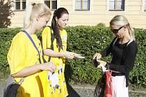 Český den proti rakovině také v Mladé Boleslavi
