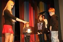 Noc divadel v Divadýlku na dlani nabídla i program pro děti.