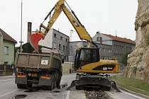 Revitalizace Ptácké ulice v Mladé Boleslavi začala