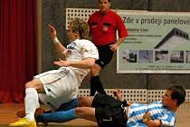 Semifinále II. futsalové ligy (2. zápas): FK Mladá Boleslav - SK Kladno