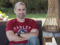 Michal Fric, marketingový manažer značky Harley-Davidson pro střední a východní Evropu