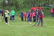 Boleslavský pohár začal v Petkovech. Hasiči měřili síly v útoku pravdy