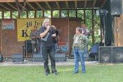 Kapela KTP slavila 40. narozeniny