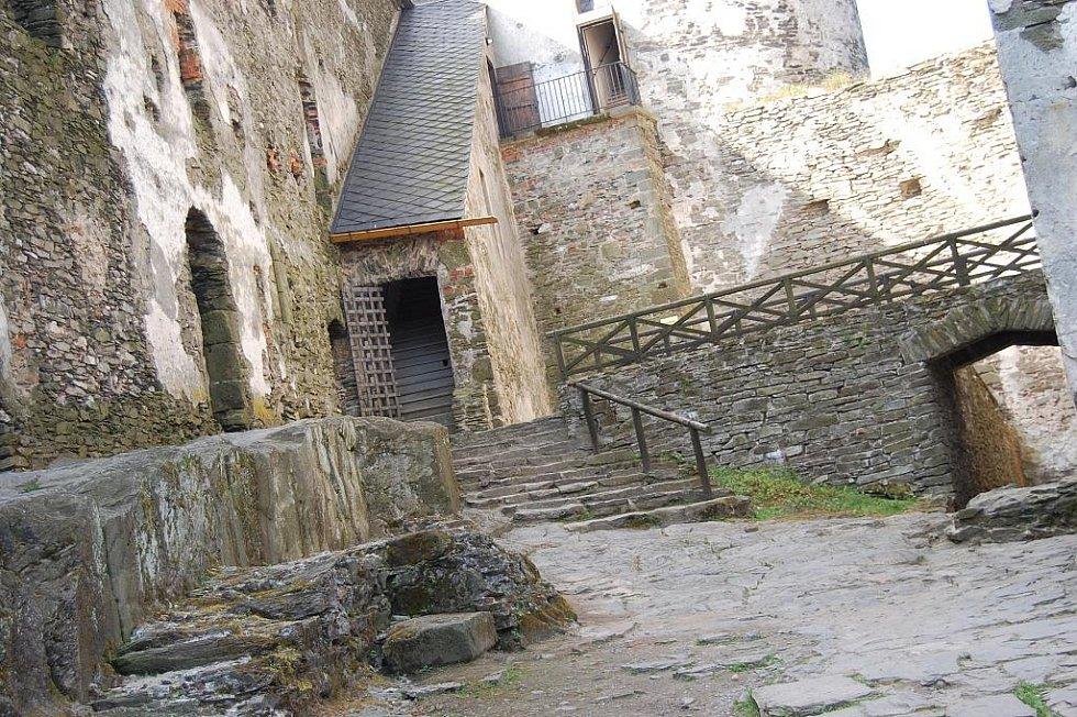 Putování na hrad Bezděz.