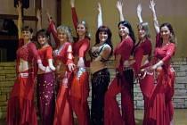 Taneční skupina Shareefa.