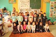 Základní škola Benátky nad Jizerou, Pražská 135. Třída 1.B - Paní učitelka Jana Poluhová
