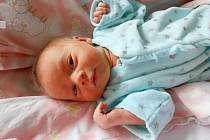 Kamila Mansfeldová se narodila 2. dubna, vážila 3,23 kg a měřila 47 cm. Maminka Barunka a tatínek Pavel si ji odvezou domů do Stráže pod Ralskem.