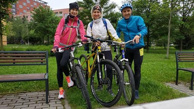 Fotografie k projektu Do práce a školy na kole