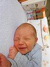 Amálie Pátková se narodila 13. října, vážila 3,3 kg a měřila 48 cm. S maminkou Zuzanou a tatínkem Petrem bude bydlet v Mladé Boleslavi.