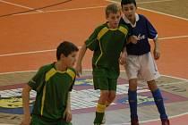Turnaj žáků v Benátkách nad Jizerou