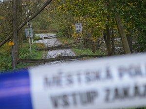Vichřice na Boleslavsku