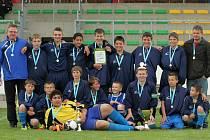 Finále žákovského poháru Copytrans Cup: Chotětov - Dobrovice