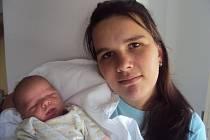 JAN Antal se narodil 3. srpna mamince Boženě a tatínkovi Jozefovi ze Šubrtova. Vážil 3,31 kilogramů a měřil 48 centimetrů.