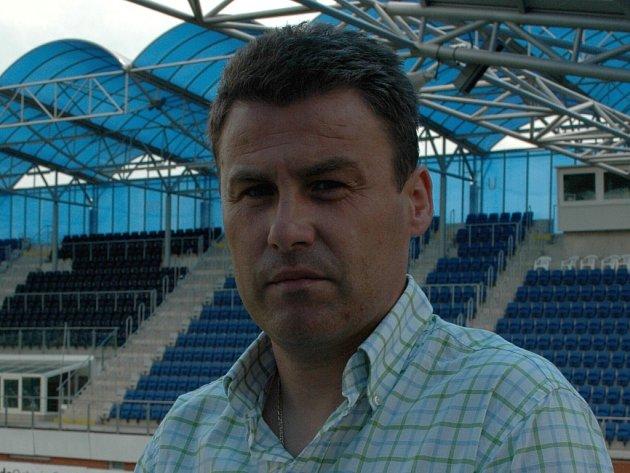 Nový trenér Mladé Boleslavi Pavel Hapal