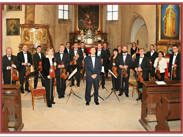Mladoboleslavský komorní orchestr.