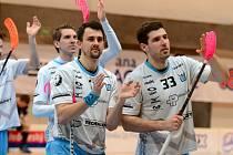 Čtvrtfinále Superligy, 2. zápas: Technology MB - Otrokovice