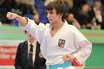 Filip Vít na mistrovství Evropy v Curychu