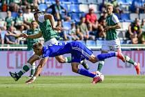 Milan Škoda se v domácím zápase proti Jablonci prosadil hned dvakrát