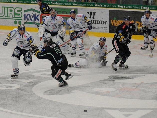 O2 extraliga: BK Mladá Boleslav - HC Bílí Tygři Liberec