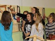 Otevření nové učebny dílen na 3. základní škole