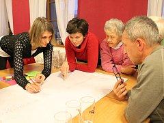 Lidé z Mnichova Hradiště debatovali nad tím, jak uspořádat pláž u Jizery