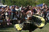 Multikulturní Etnofest se poprvé konal na boleslavském sídlišti