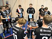 Semifinále Umea Scandic Cupu 2017: SC Classic - Technology Mladá Boleslav.