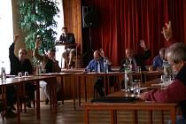 Zastupitelé zvolili novou Radu města