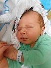 Jindřich Bezděk se narodil 26. ledna, vážil 4, 23 kg a měřil 52 cm. S maminkou Zuzanou a tatínkem Davidem bude bydlet v Lipníku, kde už se na něho těší bráška Olda.