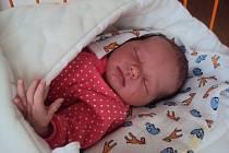 VANESA Murhová se narodila 28. března mamince Kateřině a tatínkovi Andrejovi. Vážila 3,6 kilogramů a měřila 48 centimetrů.