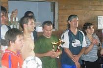 Fotbalový turnaj O březovickou vázu