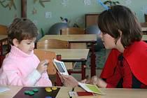 """Většina škol na Mladoboleslavsku pořádá """"pohádkové"""" zápisy."""