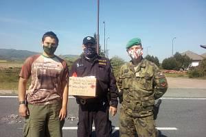 Spolek pro podporu veteránů Vlčí máky