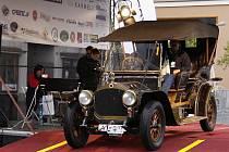 Oldtimer Bohemia Rally 2012 veterání Mladá Boleslav