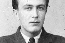 Karel Stanislav Otta (1921-1995), rodák z Mnichova Hradiště a válečný veterán.