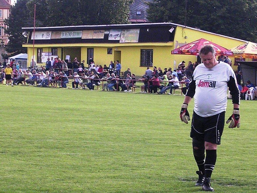 Oslavy 80 let fotbalu v Bezně