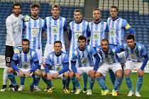 FK Mladá Boleslav před zápasem s Bröndby