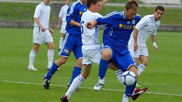 ČFL: FK Mladá Boleslav B - Slavoj Vyšehrad