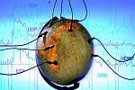 Internetová síť. Ilustrační obrázek