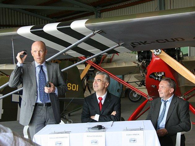 V Mladé Boleslavi vznikl Klub přátel historického létání