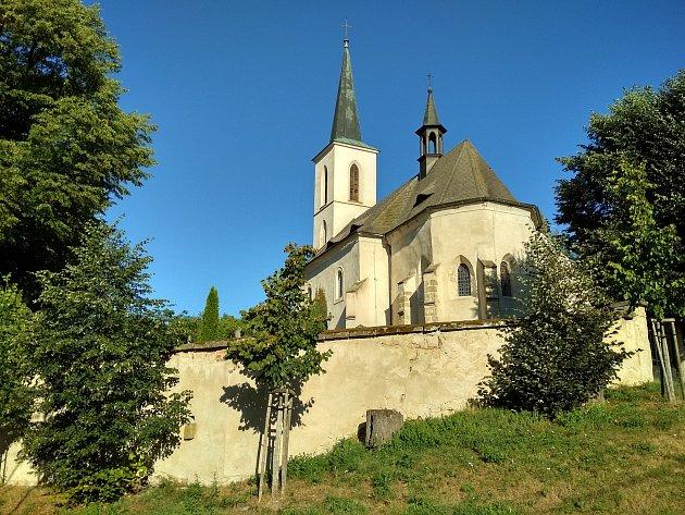 Solecký kostel ušel od revoluce dlouhou cestu k obnově