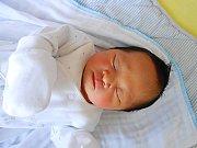Anh Duy Vu se narodil 13. dubna, vážil 2,8 kg a měřil 47 cm. Maminka Quynh Mai a tatínek Trung Kien si ho odvezou domů do Mladé Boleslavi.