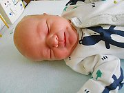 Patrik Goduš se narodil 12. května, vážil 3,62 kg a měřil 51 cm. S maminkou Michaelou a tatínkem Štefanem bude bydlet v Mladé Boleslavi.