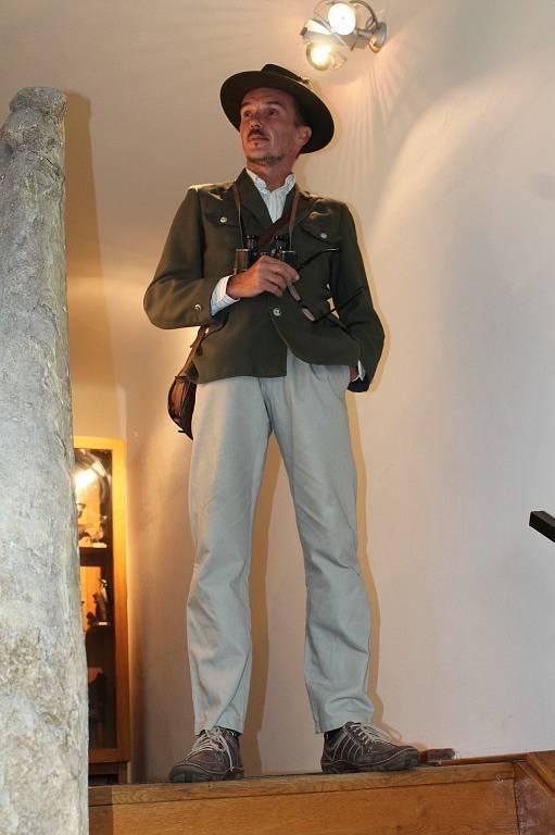 Muzejní noc v mnichovohradišťském muzeu. Jak jsme zakládali muzeum?