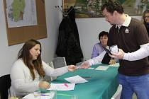 Volby na Mladoboleslavsku. Ilustrační foto.