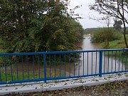 Povodně na Bakovsku - Bakov nad Jizerou