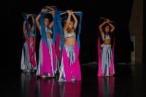 Mladoboleslavská Shareefa slaví úspěchy. Z víkendové taneční soutěže přivezla hned tři cenné kovy.