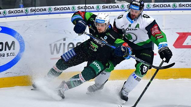 Tipsport extraliga: BK Mladá Boleslav - Energie Karlovy Vary.