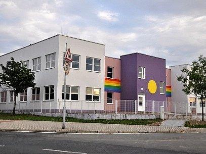 Mateřská školka Pastelka u 9. základní školy v Mladé Boleslavi.