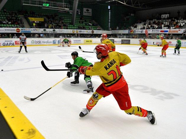 I. hokejová liga: BK Mladá Boleslav - Královští Lvi Hradec Králové